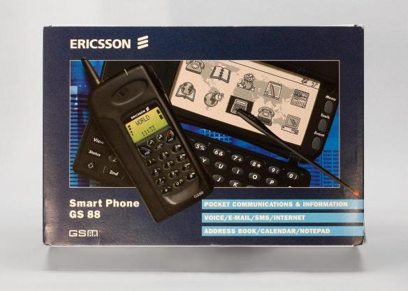 Pierwszy smartfon