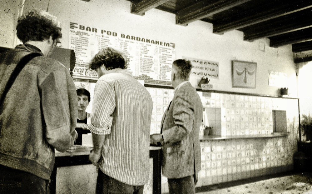 Bar pod Barbakanem