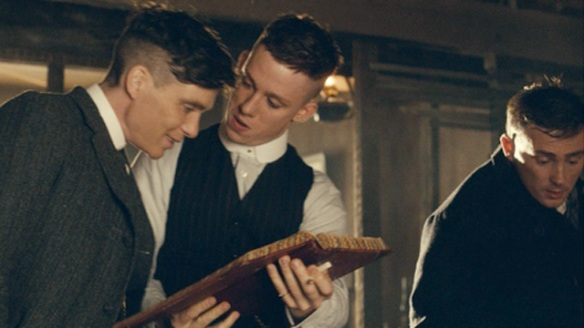 Peaky Blinders world exclusive first look