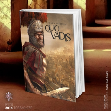 Graj w lektury: Quo Vadis